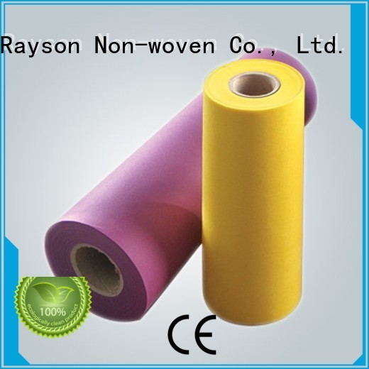 Hot nonwoven non woven fabric wholesale application cap rayson nonwoven,ruixin,enviro Brand
