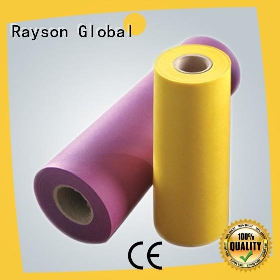 Résistant aux microbes Non Tissé Tissu Médical, Jetable Lit Feuille Rouleau 10-150gsm