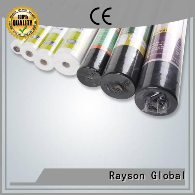 Hot weed control landscape fabric 17gsm rayson nonwoven,ruixin,enviro Brand