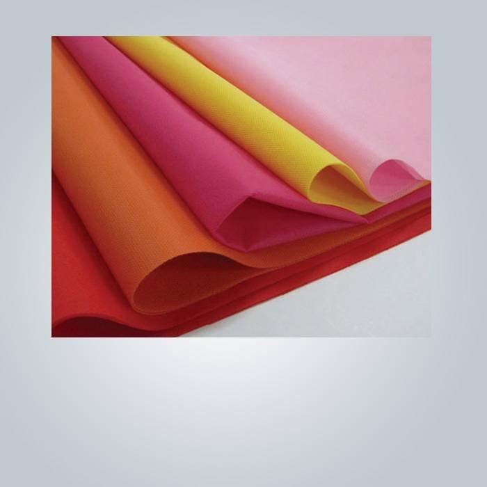 Spunbond Vliesstoff, Vlies Lieferanten, nicht gewebte Polyester-Gewebe