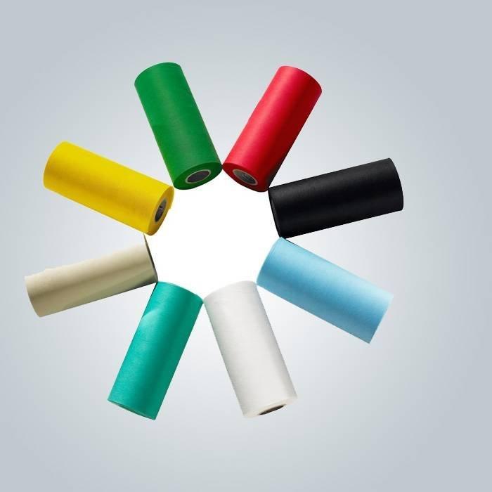 fabricante de tela spunbond, de polipropileno spunbond, spunlace no tejida