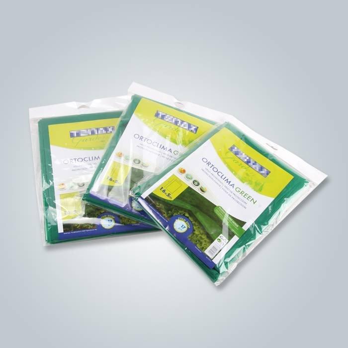 Paesaggio dell'erbaccia controllo biodegradabile pp spunbond non tessuto tessuto