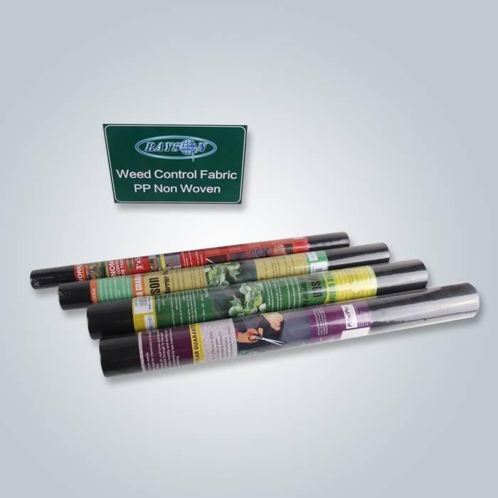 Heißer Verkauf kleine Roll Unkraut Kontrolle nicht gewebte Stoff mit UV-Beständigkeit
