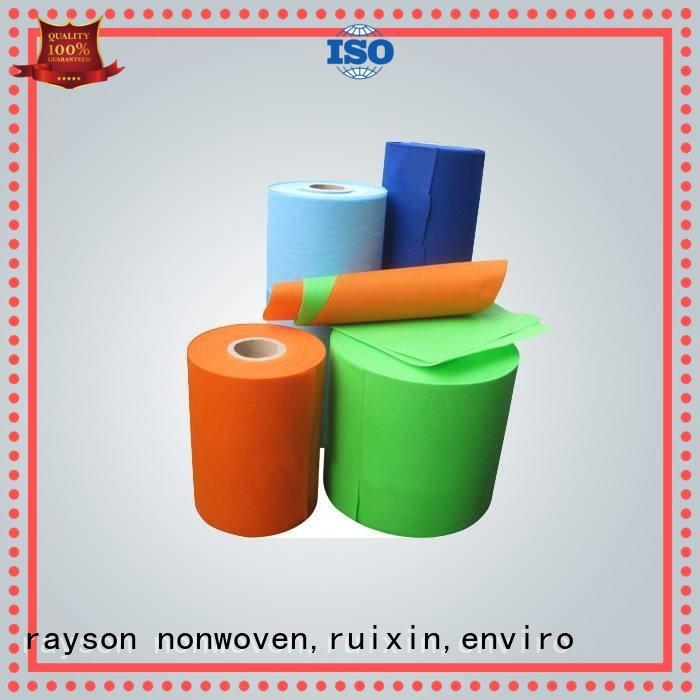 fabricnonwoven Custom spunbond non woven weed control fabric different rayson nonwoven,ruixin,enviro