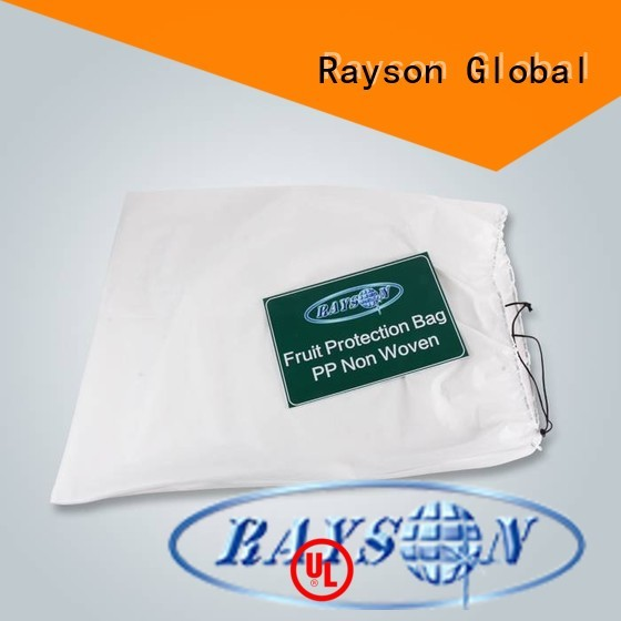 rayson nonwoven,ruixin,enviro Brand anti weed control landscape fabric black supplier