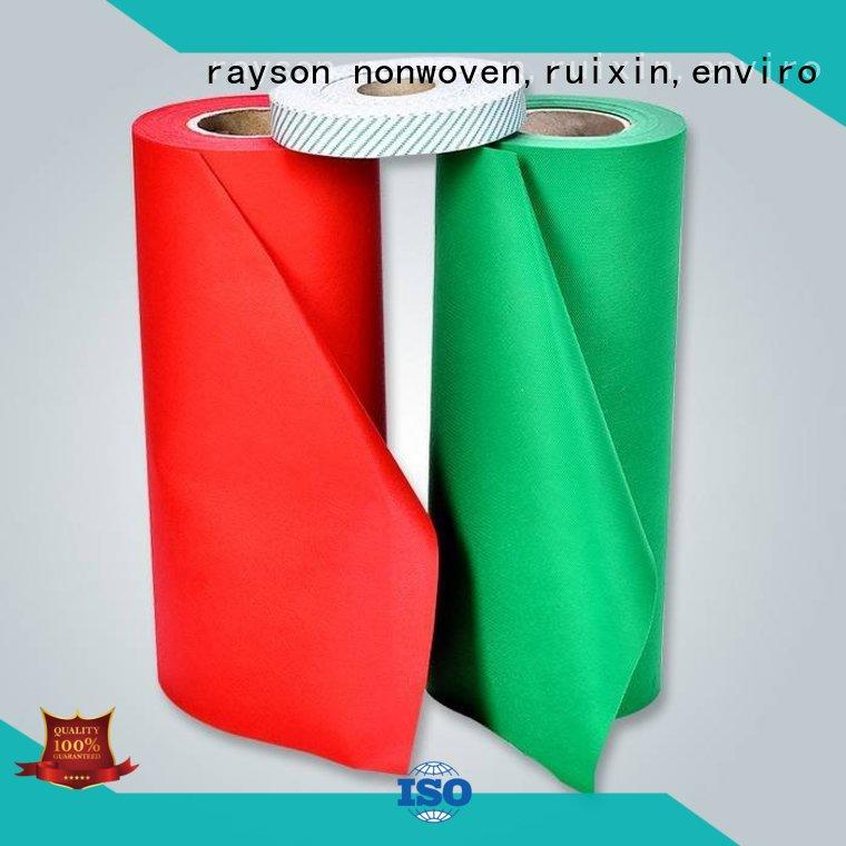 roll non woven geotextile green design for baby