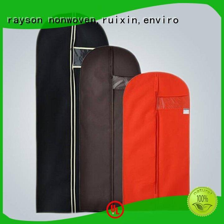 Tarjeta tela no tejida planta de fabricación costo reutilizable para el hogar rayson no tejido, ruixin, enviro