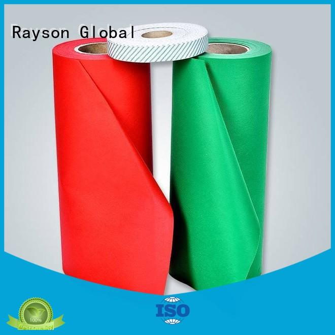 as hydrophilic bonded pp spunbond nonwoven fabric manufacturers products rayson nonwoven,ruixin,enviro Brand