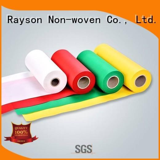 Custom manufacturerspun non woven weed control fabric sesamoid rayson nonwoven,ruixin,enviro