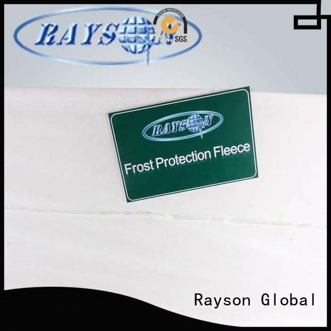 Custom sale greenhouses biodegradable landscape fabric rayson nonwoven,ruixin,enviro prices