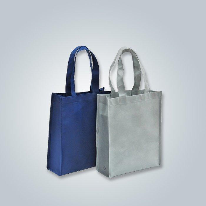 Thermocompression gestanzt Beutel, non wovens, gewebten Polypropylen Taschen