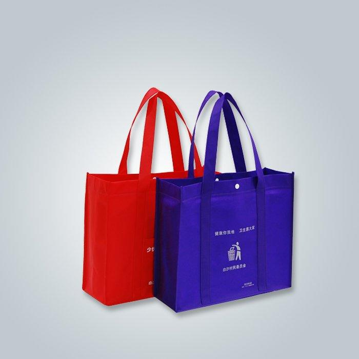 non wowen sac, sacs en polypropylène tissés, sacs non tissés en polypropylène