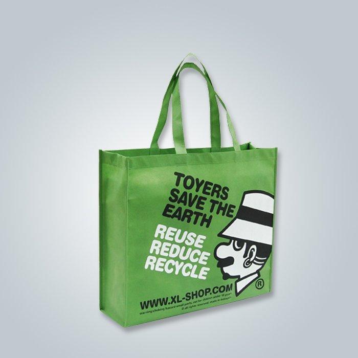 Report non tissé, non tissés sacs, sac à provisions non tissé