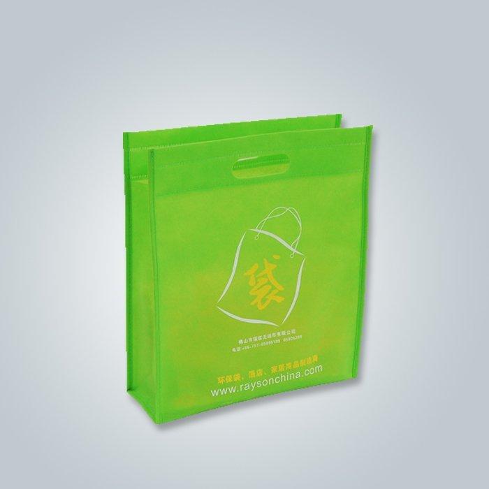 impresión de bolsas no tejidas, bolsos no tejidos amistoso de eco, bolso de compras no tejido