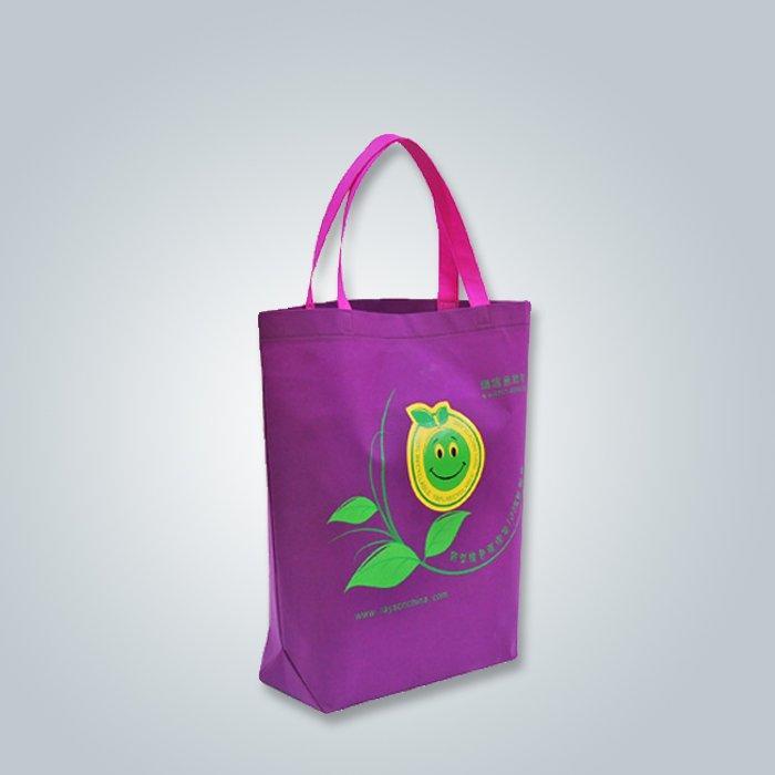 Herstellungsprozess nicht gewebte Säcke, Eco freundliche nicht gewebte Säcke, Spunbond-Tasche