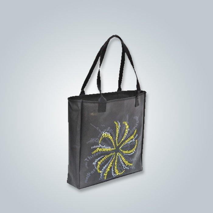 laminado de bolsos no tejidos, eco amistoso bolsas no tejido, bolso no tejido proveedor