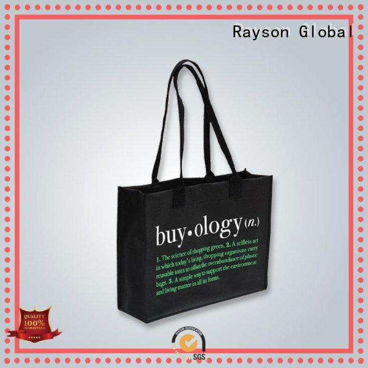 Non woven einkaufstasche polypropylen für spa rayson vlies, ruixin, enviro