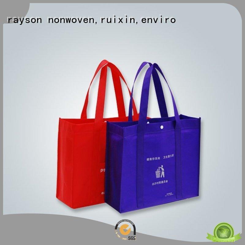 Wholesale logo gsm non woven fabric ay02 rayson nonwoven,ruixin,enviro Brand