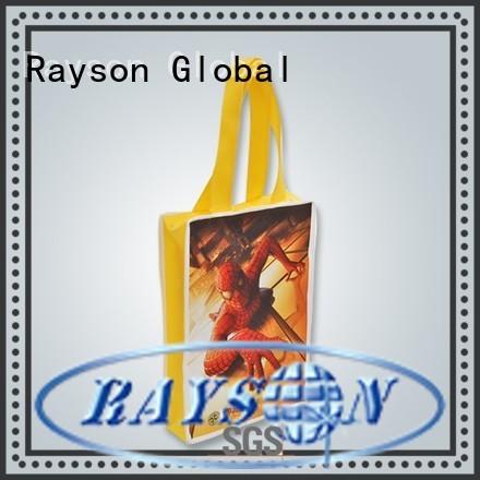 Promotionnel non tissé tissu en polyéthylène usine prix pour fermeture à glissière
