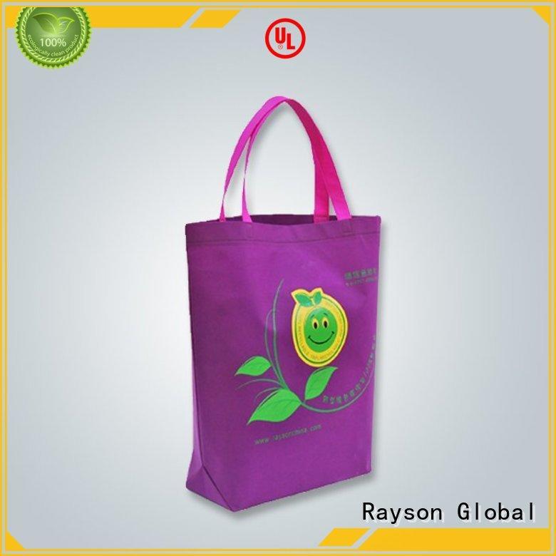 rayson nonwoven,ruixin,enviro recycling non woven manufacturer customized for zipper