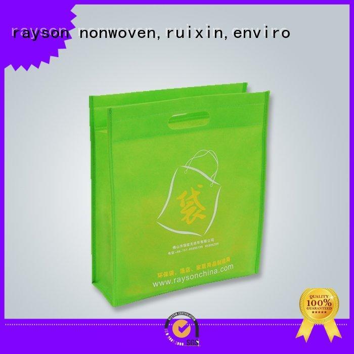 apron fda rayson nonwoven,ruixin,enviro Brand gsm non woven fabric