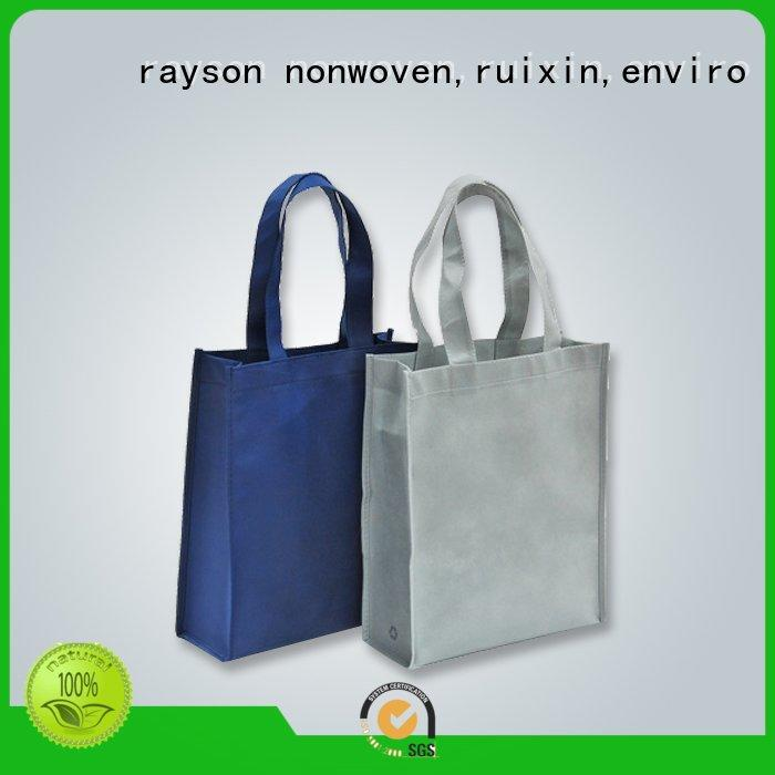 rayson nonwoven,ruixin,enviro promotional customized for spa