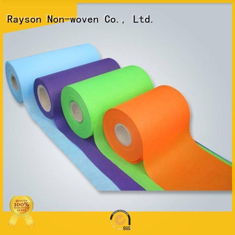 Non tissé tissus liste nonwovenpolypropylene pour emballage rayson non-tissé, ruixin, enviro