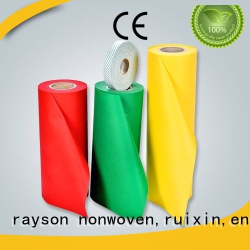 spunbond nonwoven machine industry for packaging rayson nonwoven,ruixin,enviro