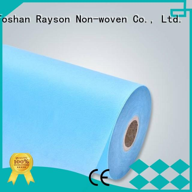 service Custom muti sacks non woven weed control fabric rayson nonwoven,ruixin,enviro pp