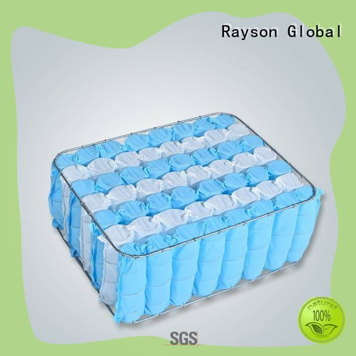 Pvc non tissé tissus liste série pour emballage rayson non-tissé, ruixin, enviro