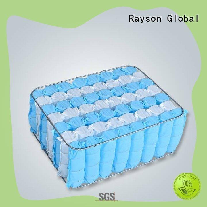 Pvc غير المنسوجة الأقمشة قائمة سلسلة للالتفاف rayson محبوكة ، ruixin ، بيئى