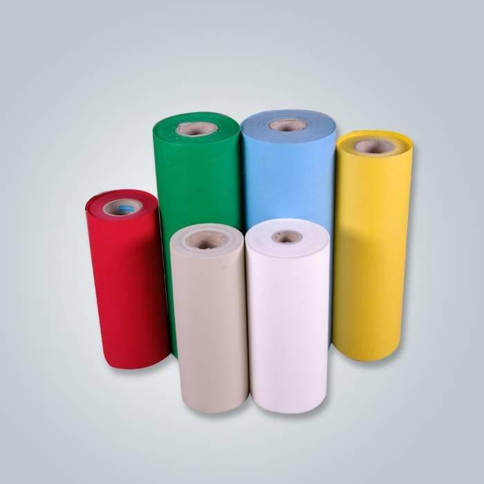 poliéster no tejido, pp no tejida, productos no tejidos