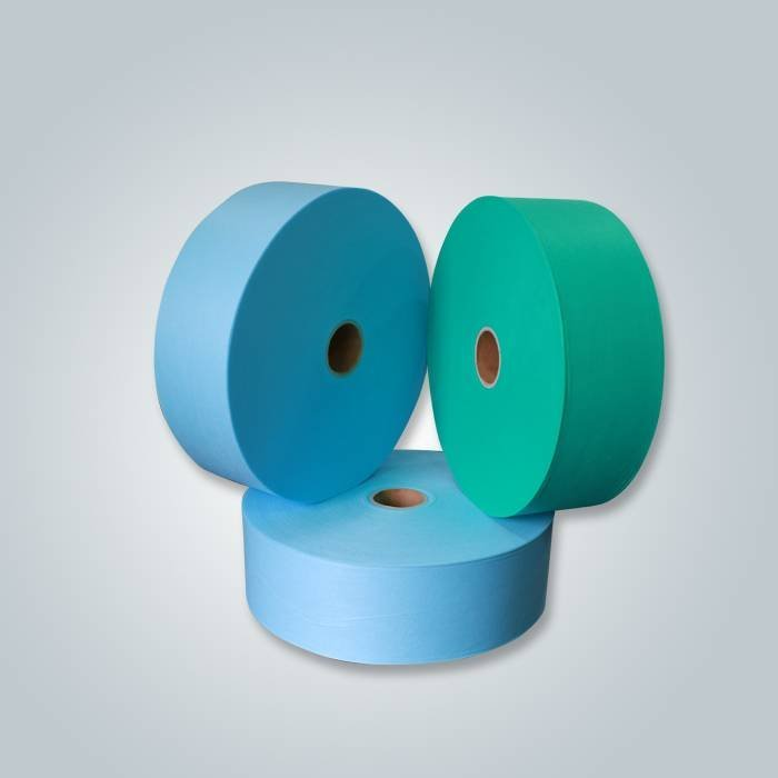SS الأغشية غير المنسوجة أو غير روبلين المنسوجة نفس المواد غير المنسوجة