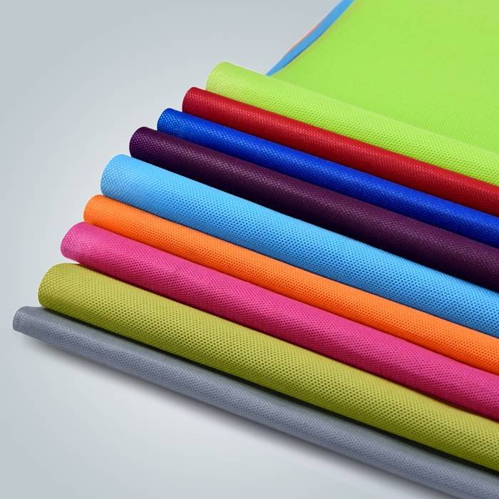 Custom Colorful Non Woven Polypropylene Fabric Price and Suppliers