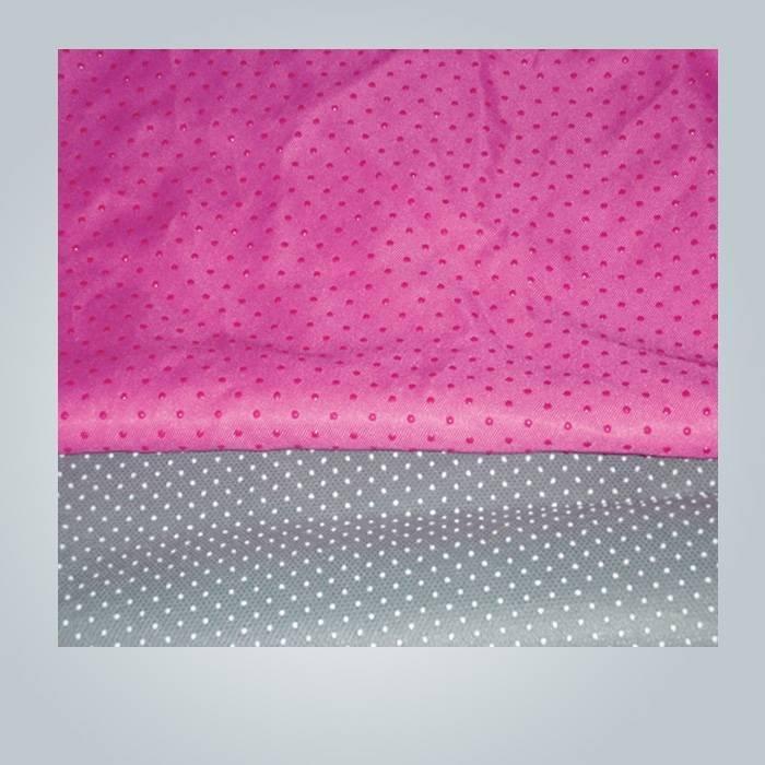 matériau non tissé, antidérapant fibre non tissé, textile non tissé