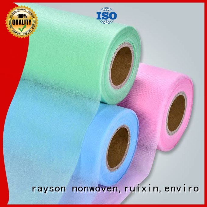 nonwovens companies white fabricnonwoven non woven weed control fabric rayson nonwoven,ruixin,enviro Brand