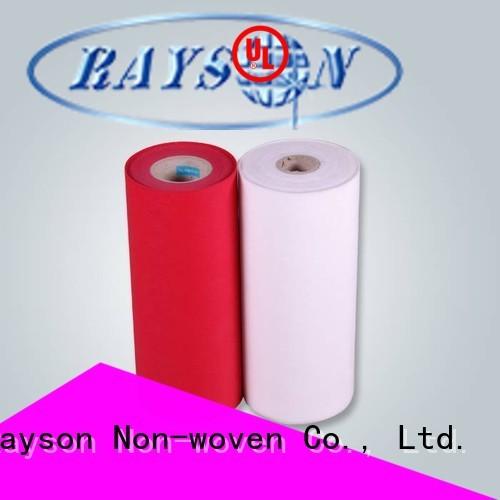 80gram wrapping rayson nonwoven,ruixin,enviro Brand non woven weed control fabric