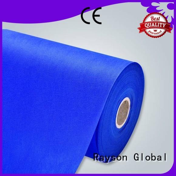rayson nonwoven,ruixin,enviro Brand geotextile virgin custom nonwovens companies