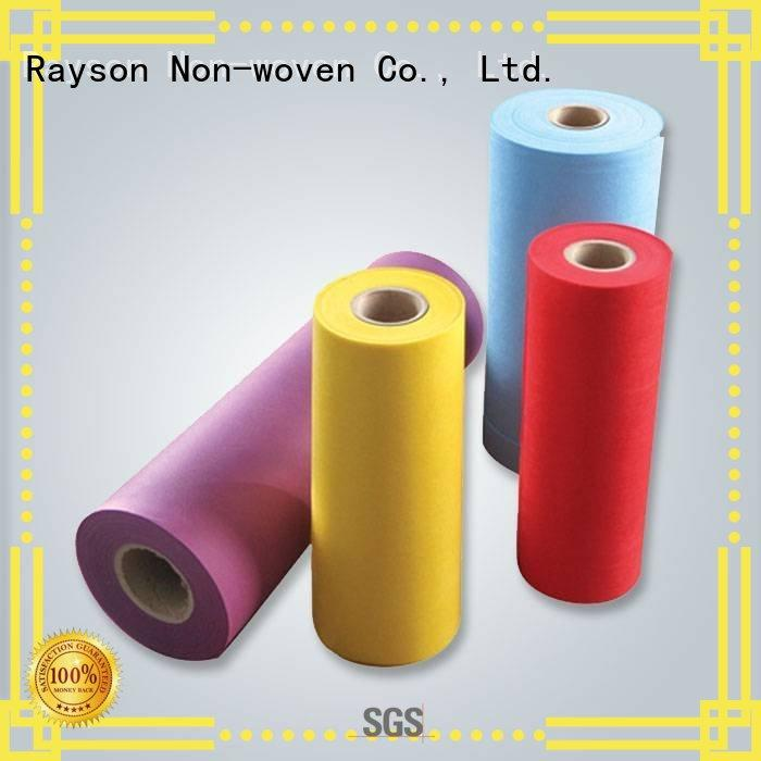 face non woven fabrics list factory for packaging