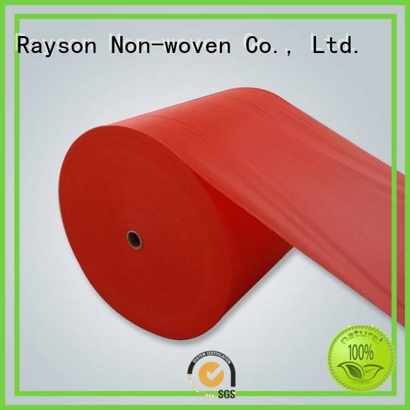 green nonwovens companies oem rayson nonwoven,ruixin,enviro company