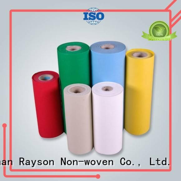 Tecido de poliéster não tecido, saco não tecido dos pp, não tecidos produtos