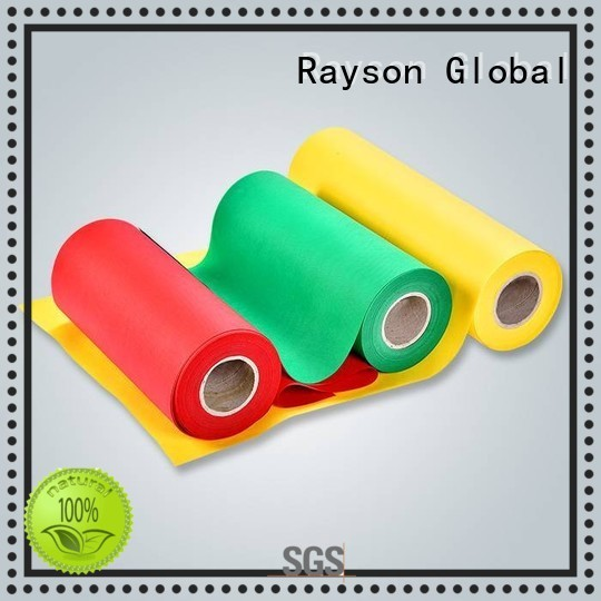 Quality rayson nonwoven,ruixin,enviro Brand agriculture non woven weed control fabric