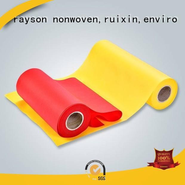 다채로운 미끄럼 패브릭 패션 포장 rayson 부직포, ruixin, 환경