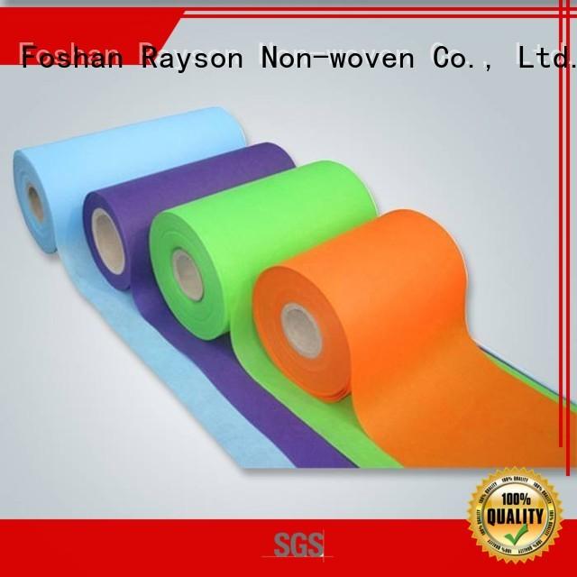 ss bag products uniformity rayson nonwoven,ruixin,enviro Brand non woven weed control fabric supplier