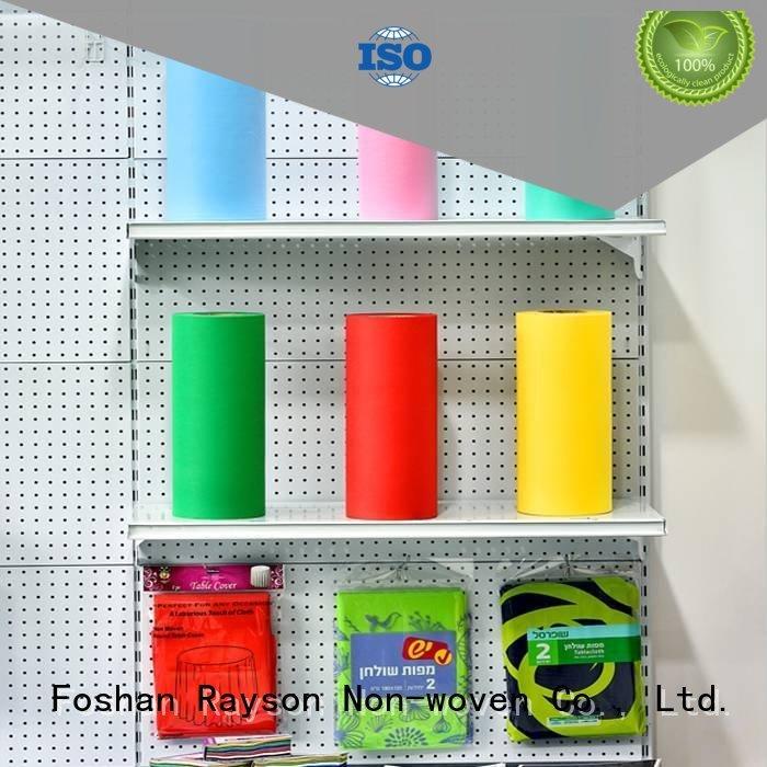 nonwovens companies foshan 25gram Bulk Buy virgin rayson nonwoven,ruixin,enviro