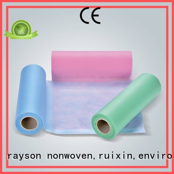 nonwovens companies rolls Bulk Buy affordable rayson nonwoven,ruixin,enviro