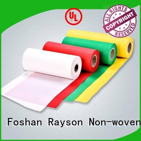 wooven spunbond non woven fabric factory for packaging rayson nonwoven,ruixin,enviro