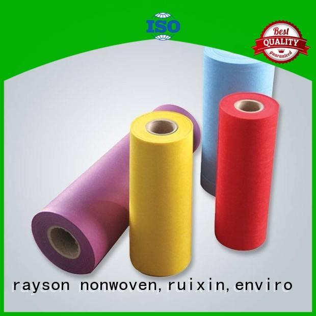 retardant water bags non woven weed control fabric latest rayson nonwoven,ruixin,enviro