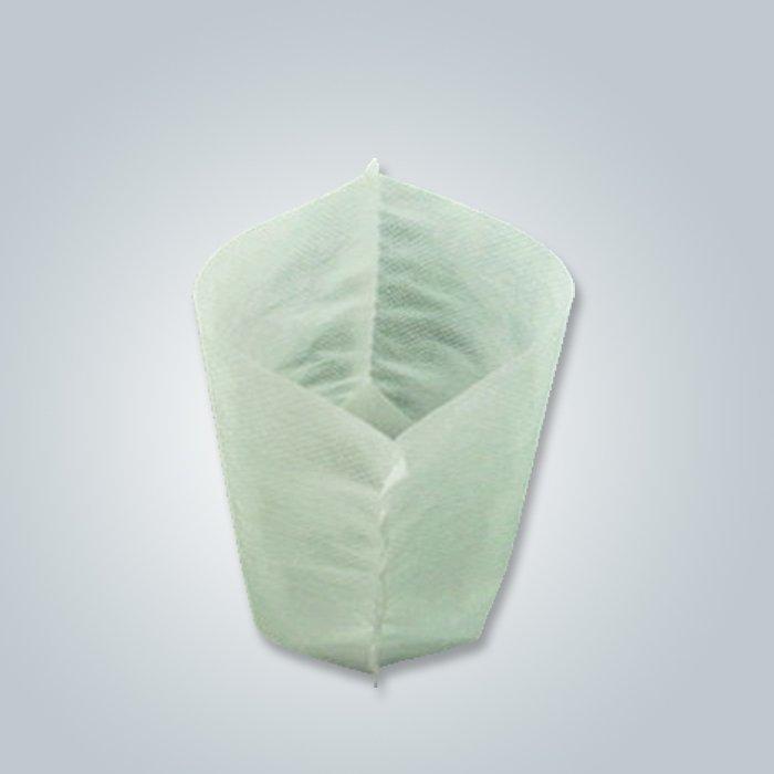 PP Yarda de tela no tejida y de interior crecen bolso del plantador