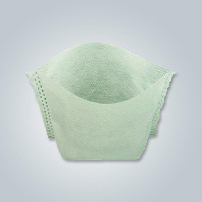 UV أوف مقاومة الأسود الاعشاب حصيرة سبونبوند غير المنسوجة النسيج